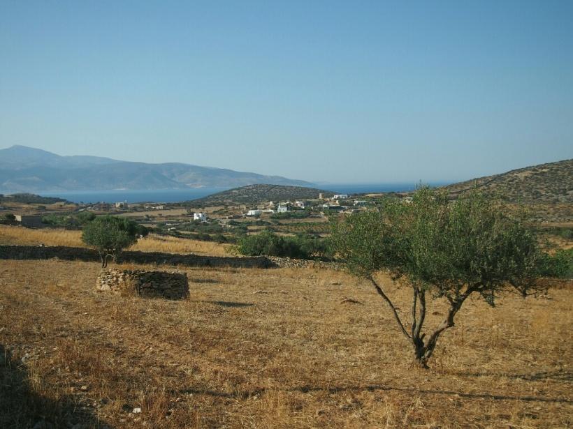 Blick auf Messaria