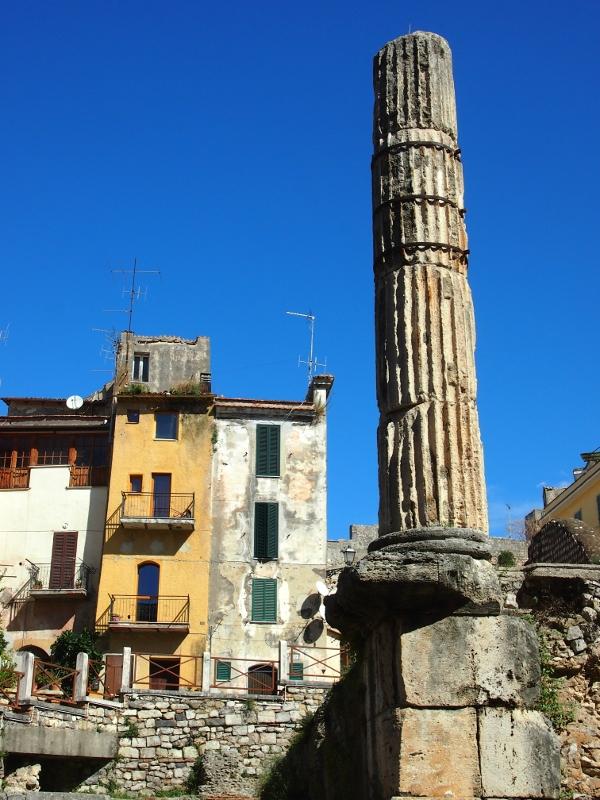 Altstadt von Terracina
