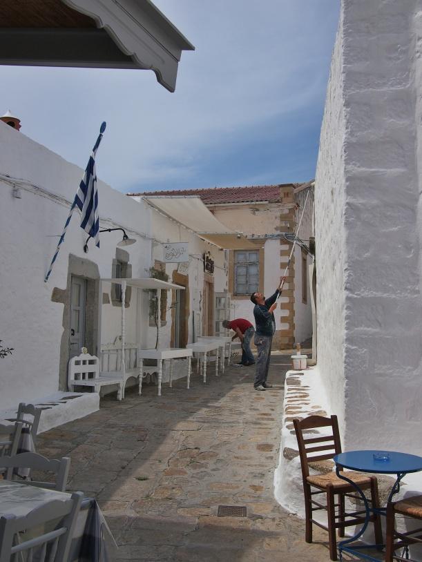 Chora von Patmos