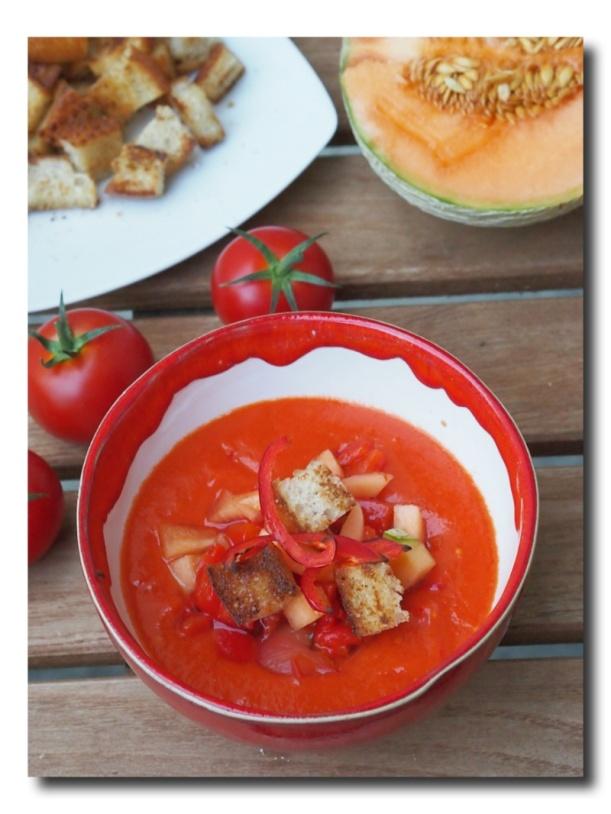 Meonen Paprika Gazpacho